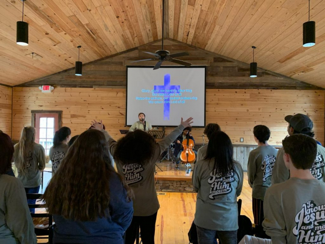 Student Ministry - Christ