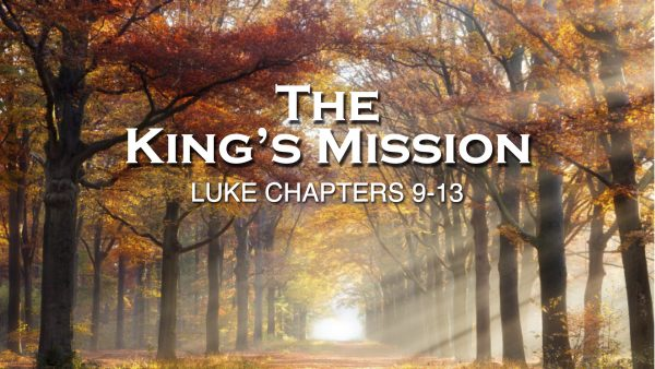 The King's Mission