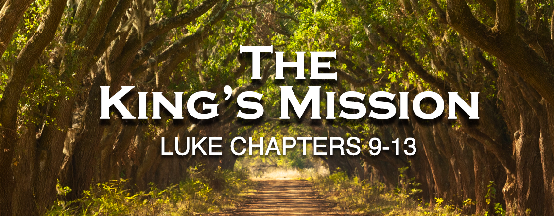 Series: The King's Mission