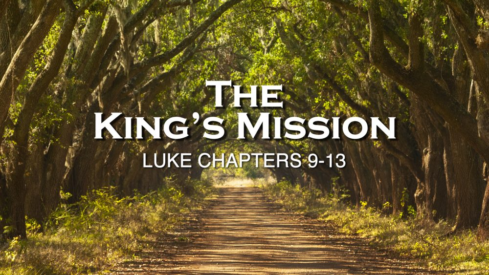 The King\'s Mission