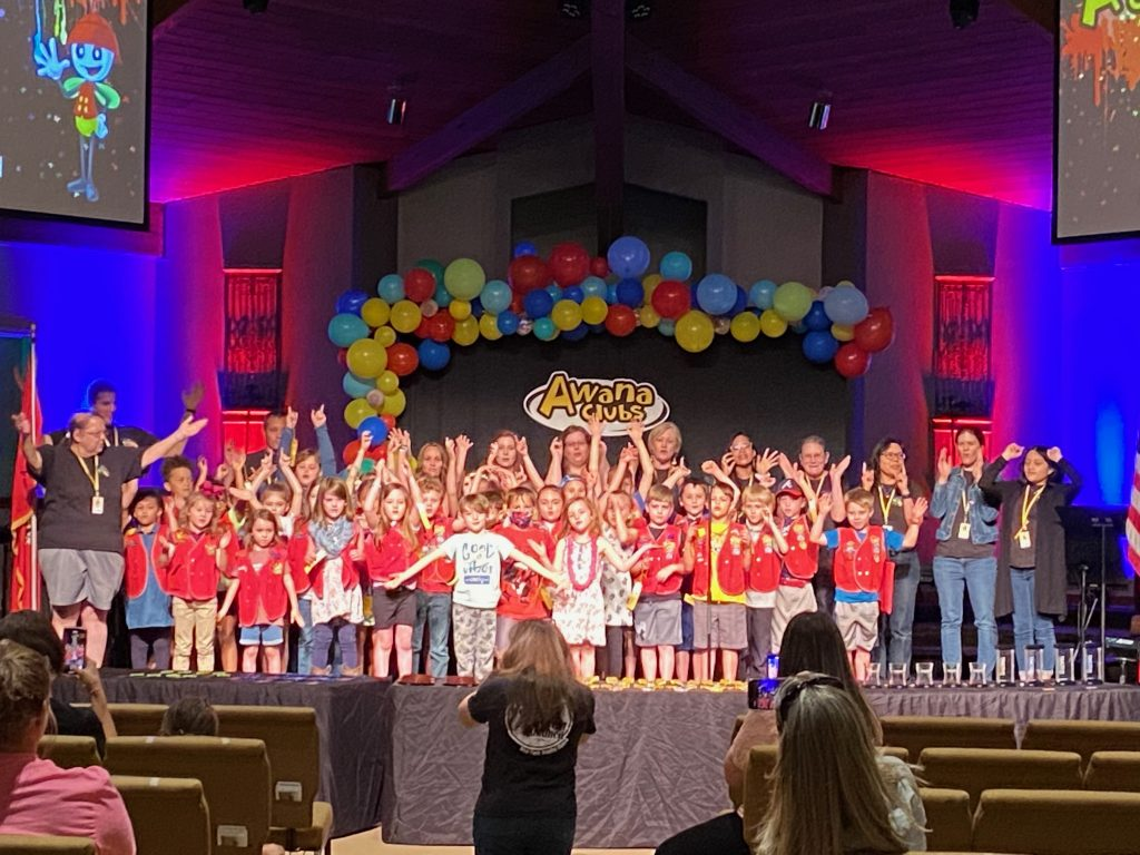 Kids Ministry at West Park Baptist Church